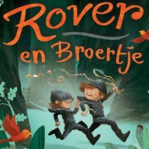 omslag Rover en Broertje van Karine Jekel