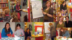 Kinderboekwinkeldag Karine Jekel