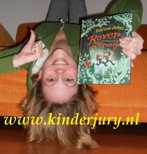 Rover en Broertje Karine Jekel Kinderjury