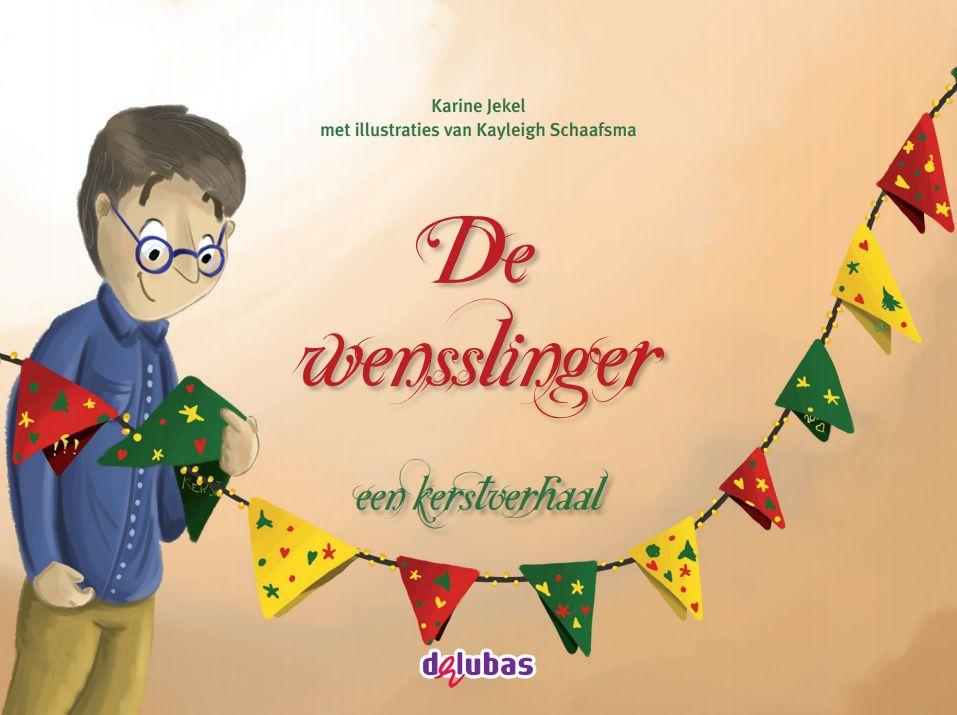 Kerstverhaal De wensslinger van Karine Jekel