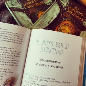 Het wonderlijke winterboek De muts van de kerstman Karine Jekel